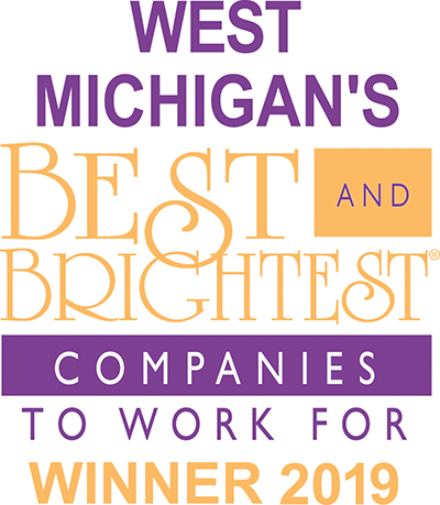 "West Michigan's ""Best & Brightest Companies to Work For®"""