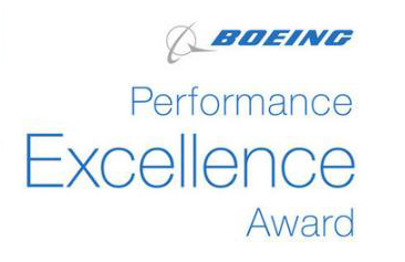 UFP Technologies Receives Boeing Performance Excellence Award (BPEA)