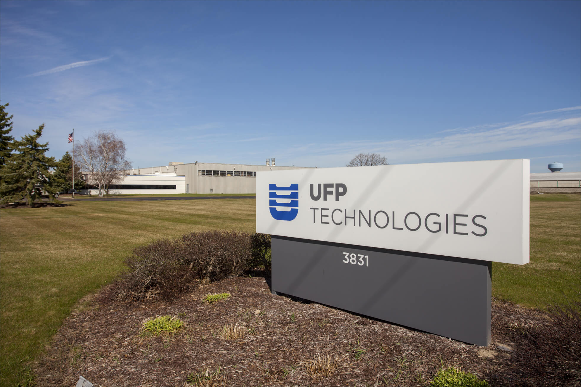 Grand Rapids, MI Facility | UFP Technologies