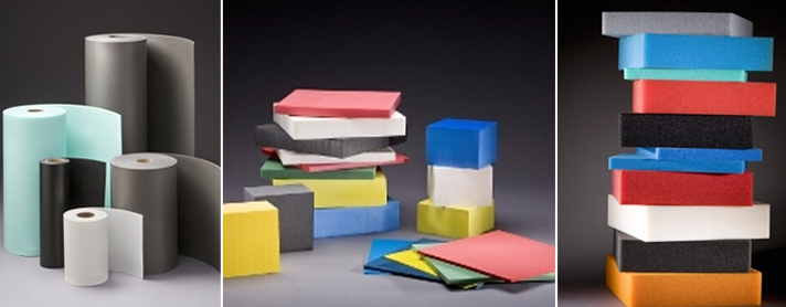 Foam Materials - Polyethylene, Cross-linked, Polyurethane | UFP