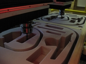 Cnc Routing Foam Ufp Technologies