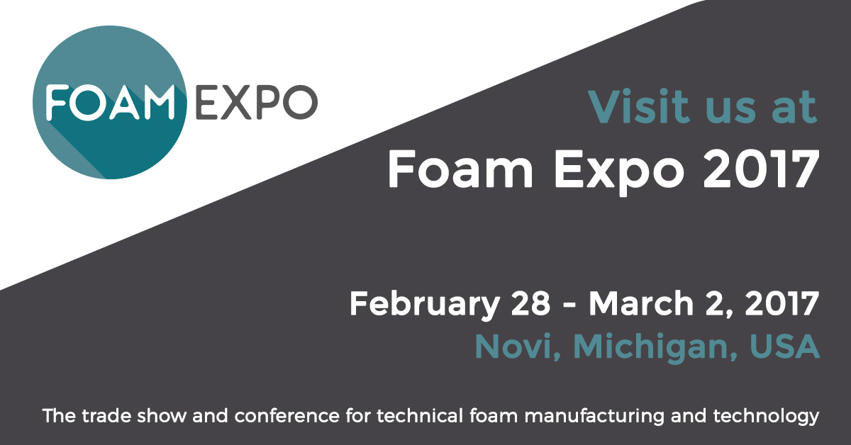 2.Industry Trusted Solutions for the Automotive, Aerospace/Defense, and Medical Markets on Display at Foam Expo 2017 | UFP Technologies