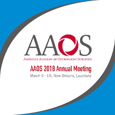 UFP Technologies Exhibiting at AAOS Annual Meeting 2018