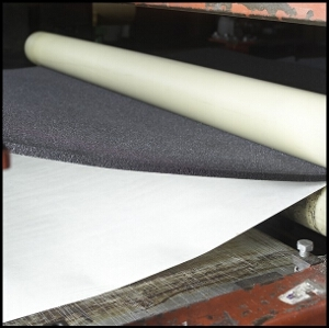 Foam Fabrication - Laminating