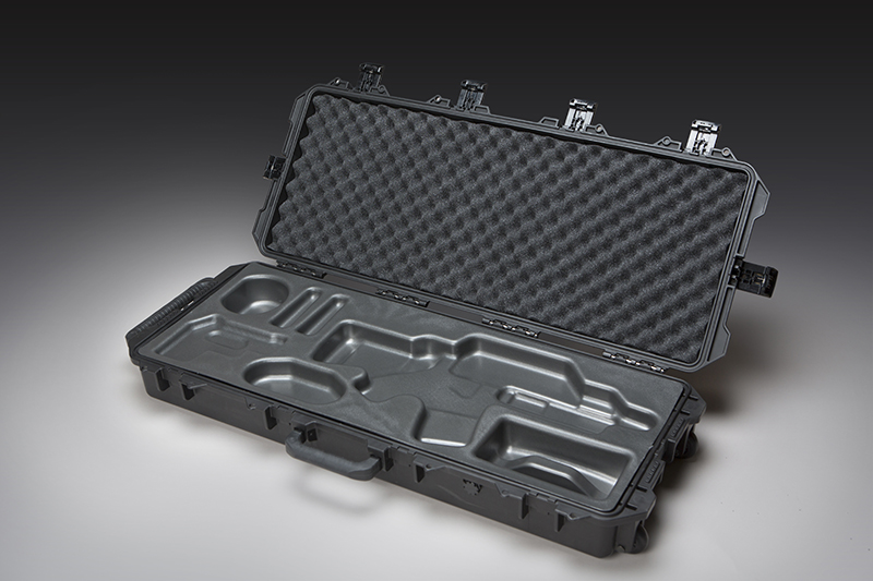 Protective Cases and Inserts for Rifles
