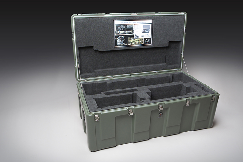 Protective Cases and Inserts for Weapon Systems