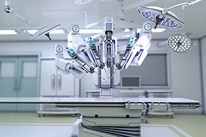 Surgical Robotics Solutions by UFP Technologies