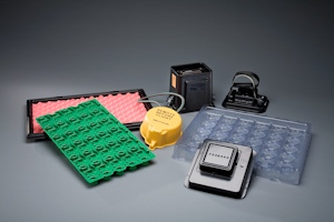 Thermoformed packaging, components, and products by UFP Technologies