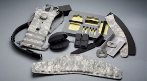 Uniform and Gear Componenets for the Aerospace and Defense Industry