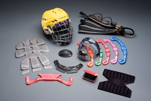Custom Components for Sports & Leusire that Offer Support, Comfort, and Protection
