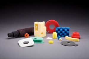 Reticulated Polyurethane Foam Components and Parts by UFP Technologies