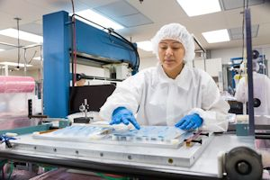 Clean room fabrication | UFP Technologies