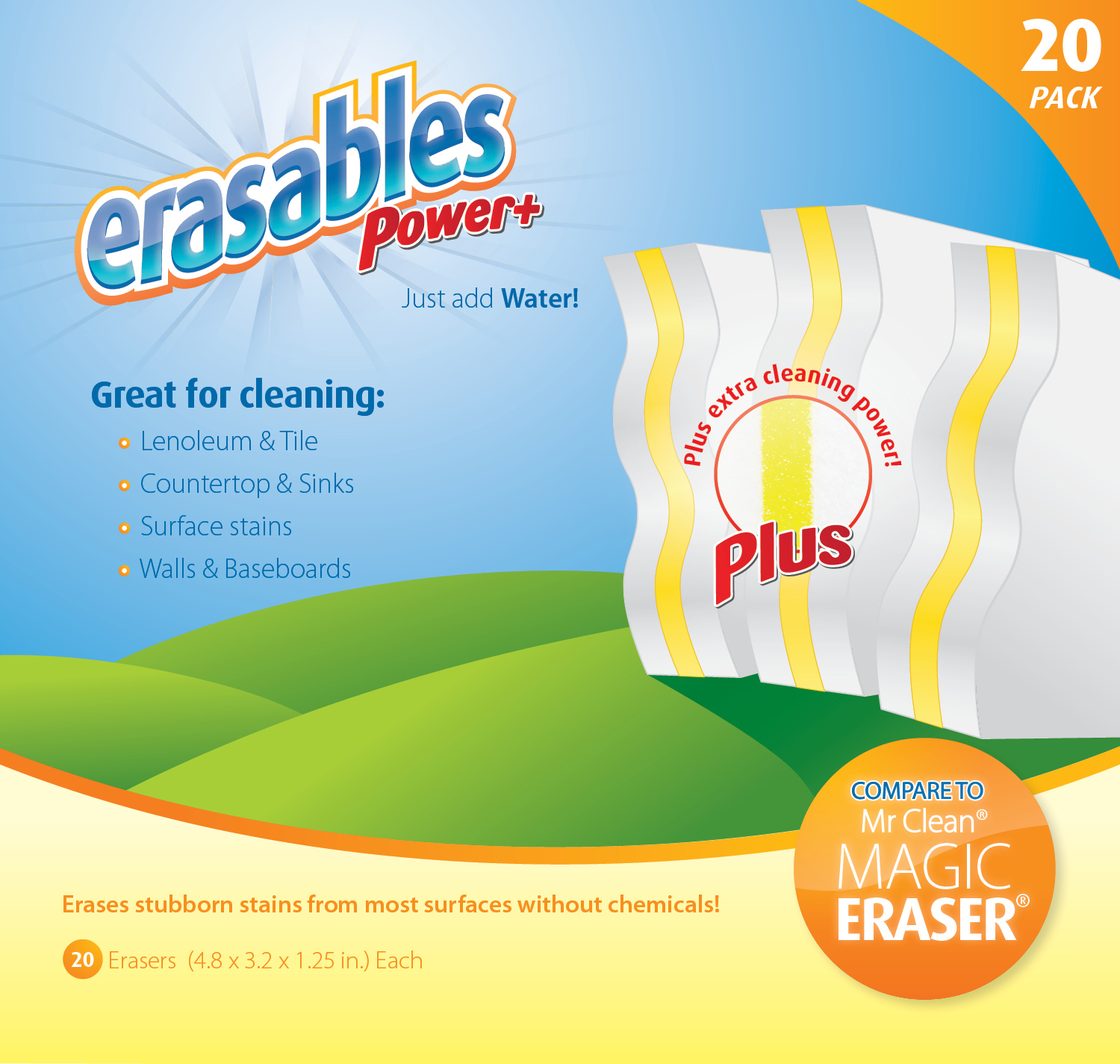 Erasables® | UFP Technologies