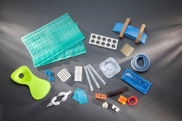 Medical device packaging and components from UFP Technologies