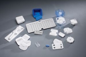 Thermoforming capabilities including thermoformed packaging by UFP Technologies