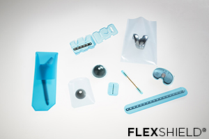 sterile barrier packaging material TPU implants medical device FlexShield UFPTechnologies