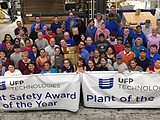 2017 Plant of the Year + Safe Workplace Award Winner 1