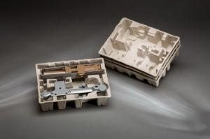 Custom Molded Fiber Packaging for Industrial Closure Pack