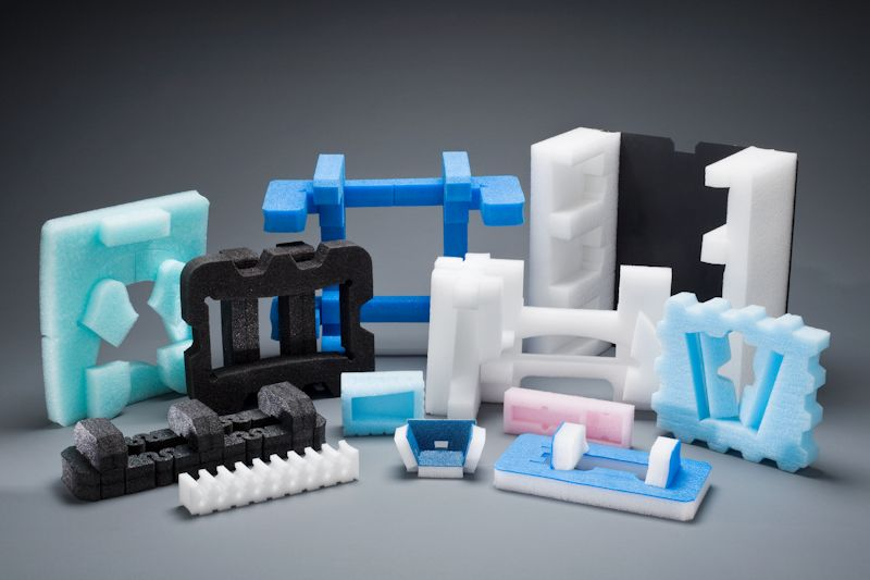 Electronics Packaging: Thermoformed Plastic vs. Foam | UFP Technologies