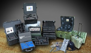 Protective case solutions produced in Huntsville, AL