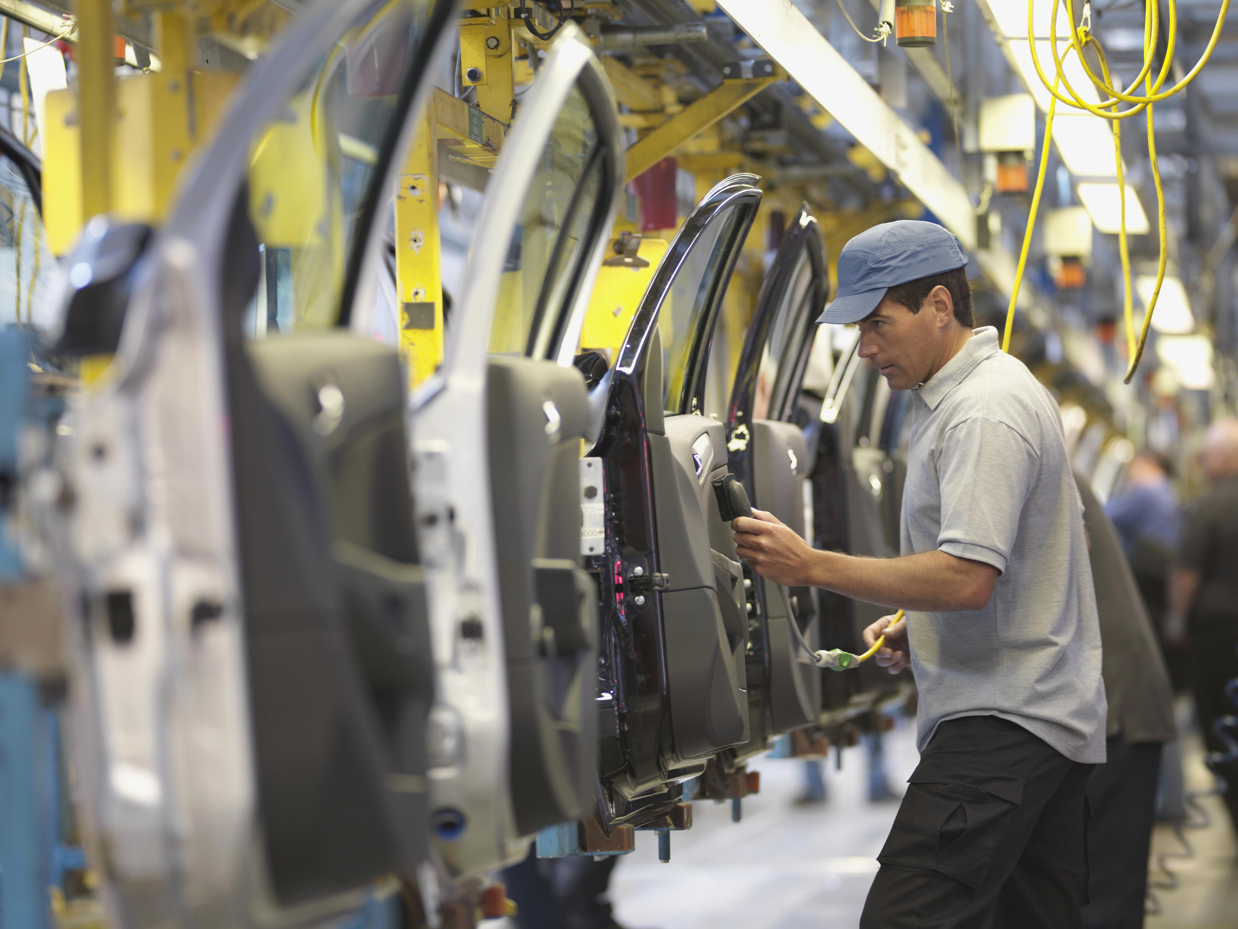 Case Study Automotive Interior Trim Components Ufp Technologies